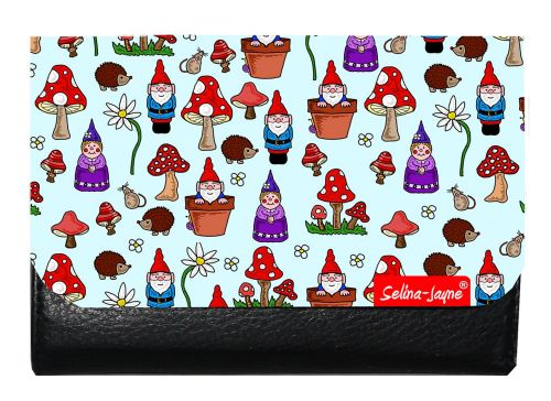 Selina-Jayne Gnomes Limited Edition Designer Small Purse